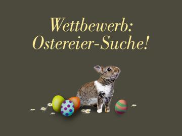 Wettbewerb: Ostereier-Suche im Lyssbachpark!